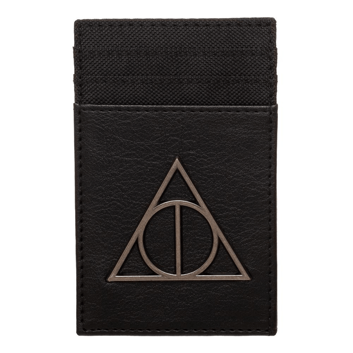 Harry Potter Wallet Card Holder : Deathly Hallows