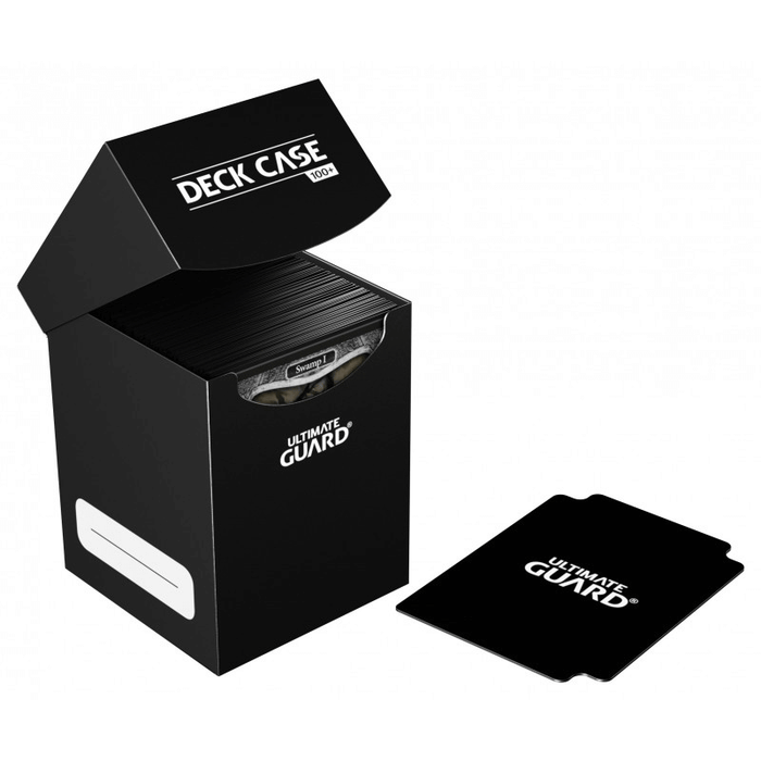 Deck Box - Ultimate Guard 100+ Standard Black