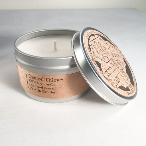 Cantrip Candles (6oz) Den of Thieves