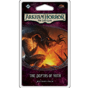 Arkham Horror LCG Mythos Pack : The Depths of Yoth