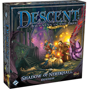 Descent Journeys in the Dark Expansion : Shadow of Nerekhall