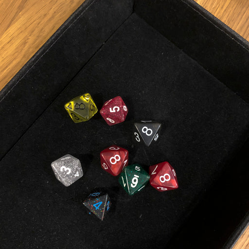 Polyhedral Dice d8 : Assorted