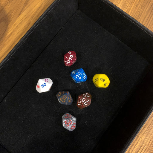 Polyhedral Dice d10 Percentile : Assorted