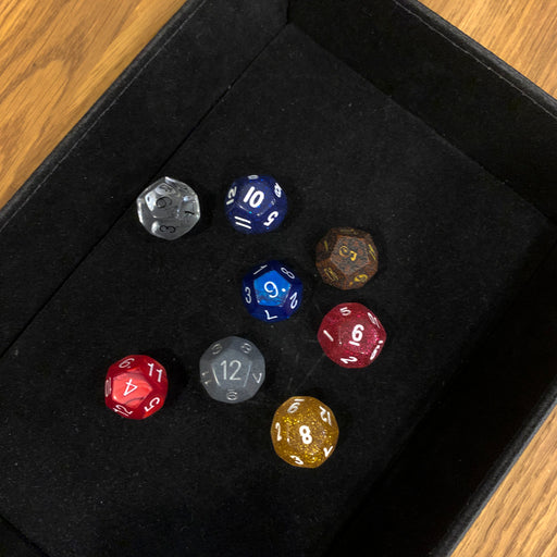 Polyhedral Dice d12 : Assorted