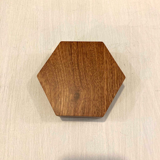 Wood Box Dice Hive Rosewood