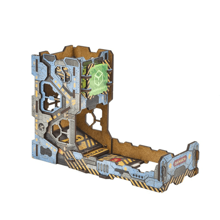 Dice Tower Tech Color