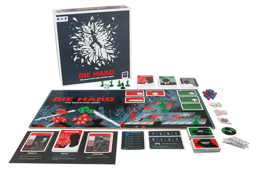 Die Hard : The Nakatomi Heist Board Game