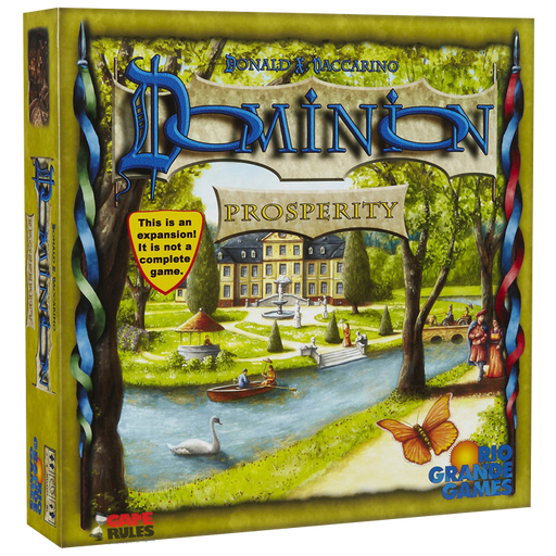 Dominion (2nd ed) Expansion : Prosperity