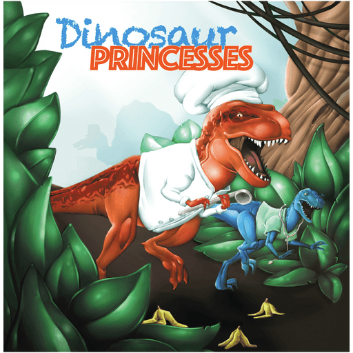 Dinosaur Princesses