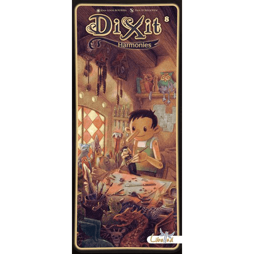 Dixit Expansion : Harmonies
