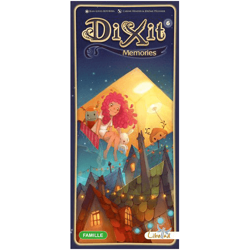 Dixit Expansion : Memories