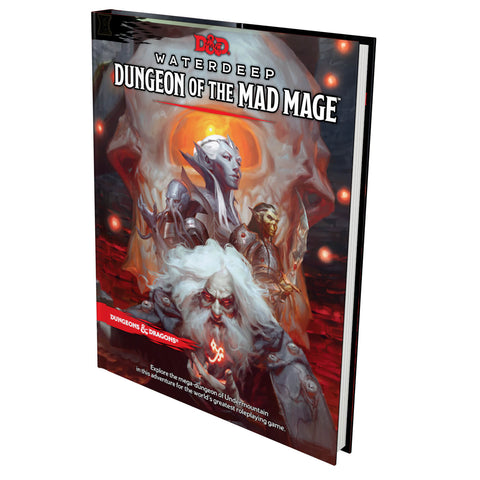 D&D (5e) Waterdeep Dungeon of the Mad Mage (level 5-20)