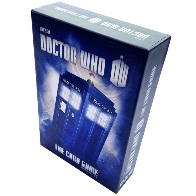 Doctor Who The Card Game