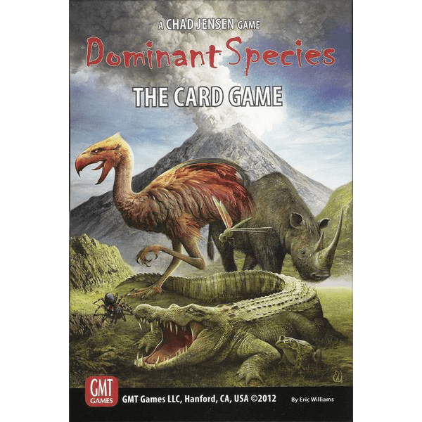 Dominant Species the Card Game