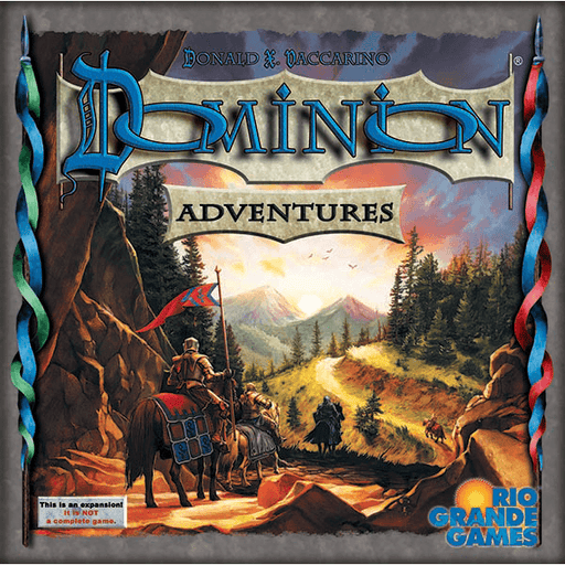 Dominion (2nd ed) Expansion : Adventures