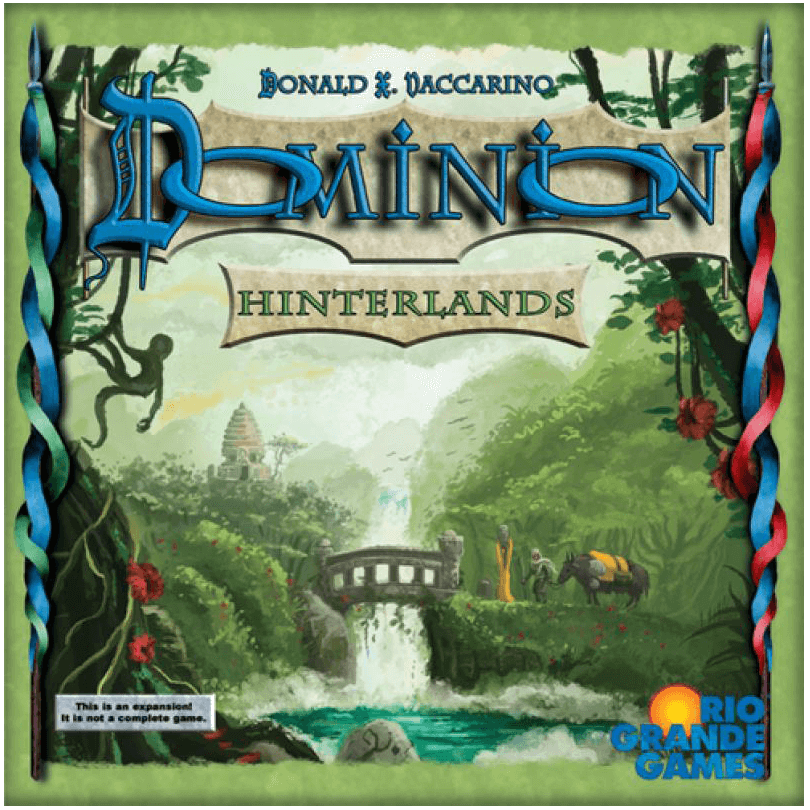 Dominion Expansion : Hinterlands