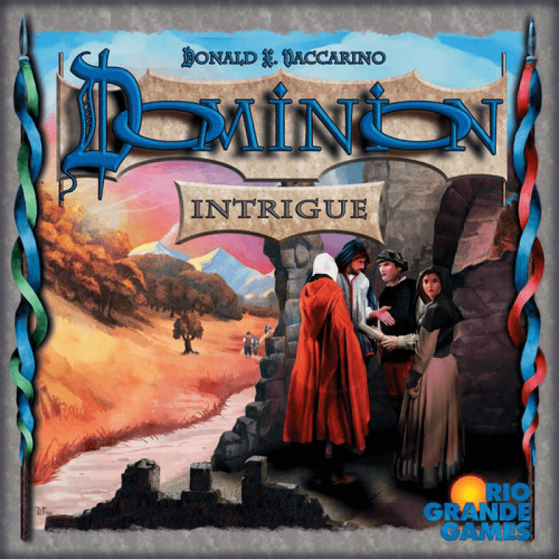 Dominion (2nd ed) Expansion : Intrigue