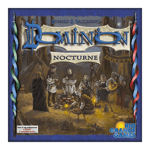 Dominion Expansion : Nocturne
