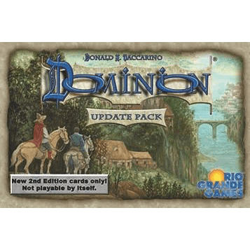 Dominion (2nd ed) Update Pack : Intrigue