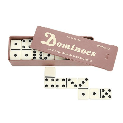 Dominoes (White)