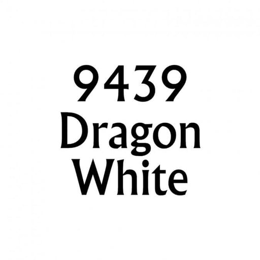 Paint (0.5oz) Reaper 09439 Dragon White