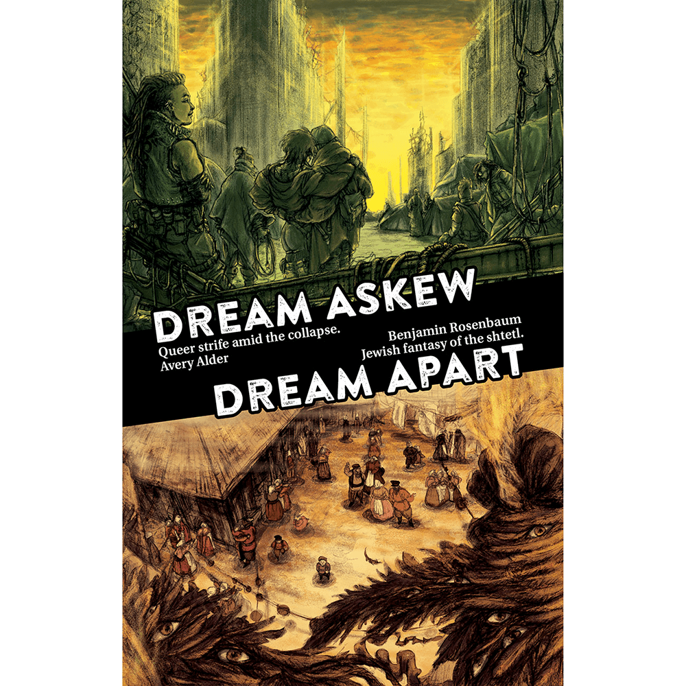 Dream Askew / Dream Apart (Softcover)