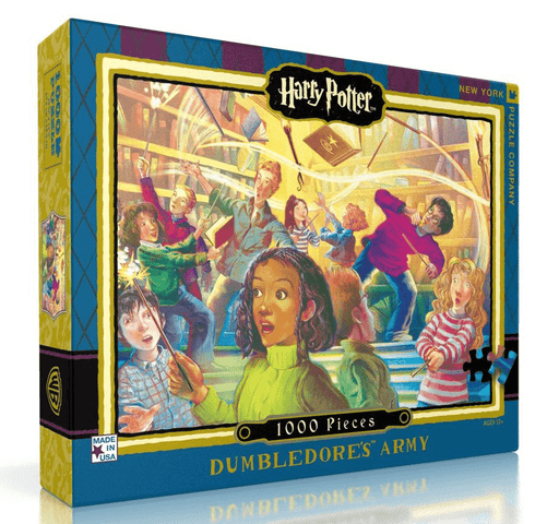 Puzzle (1000pc) Harry Potter : Dumbledore's Army