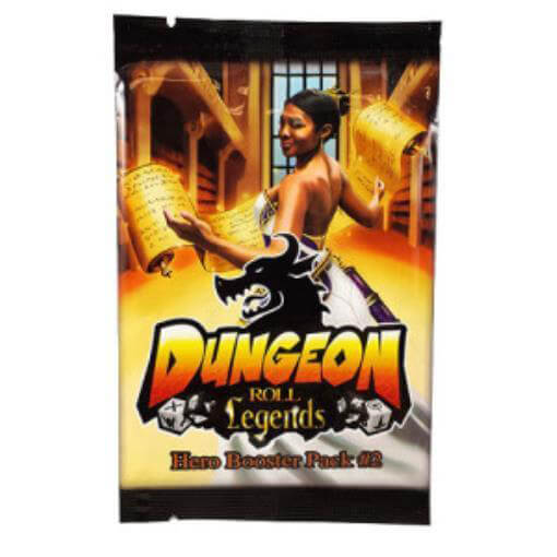 Dungeon Roll Booster Hero 2 Legends