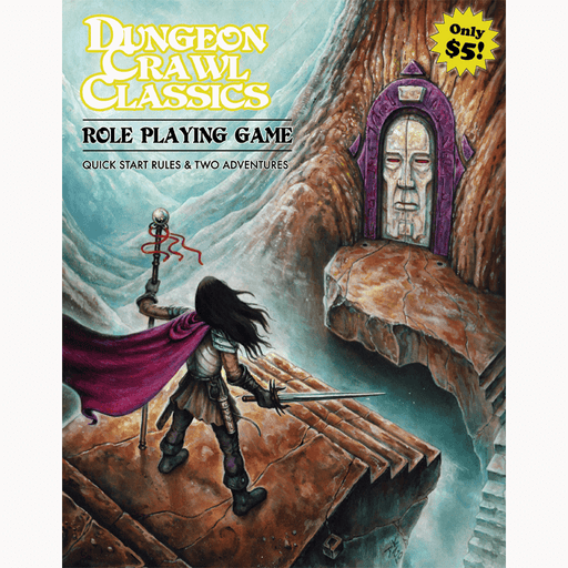 Dungeon Crawl Classics Quick Start Rules