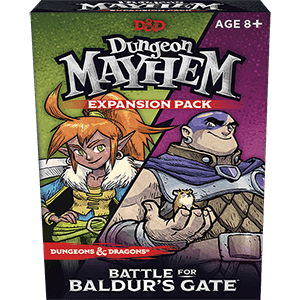 Dungeon Mayhem Expansion : Battle for Baldur's Gate