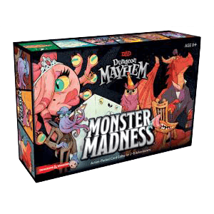 Dungeon Mayhem Expansion : Monster Madness