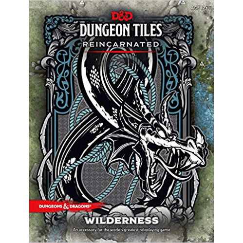 D&D (5e) Dungeon Tiles Reincarnated : Wilderness