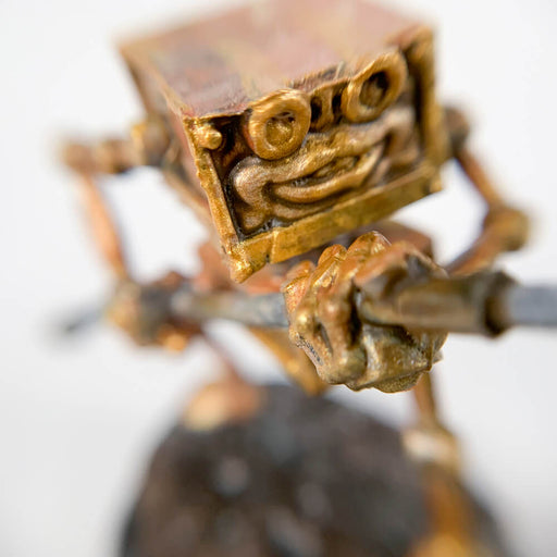 Pro Painted Miniature by Lauren Bilanko | Smiles The Giftmaker's Drone
