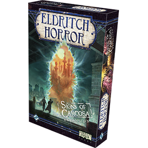 Eldritch Horror Expansion : Signs of Carcosa