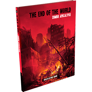 The End of the World : 1 Zombie Apoclypse