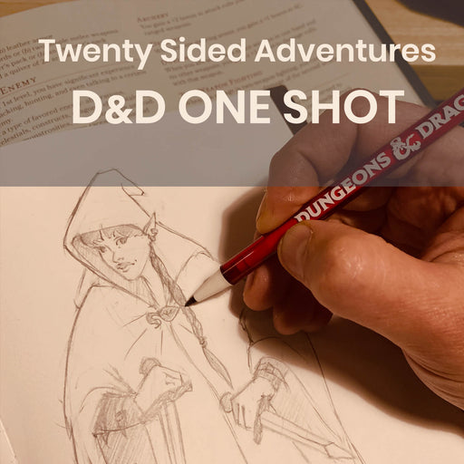 D&D 5e Twenty Sided Adventures - THU @ 7p & SAT @ 1p