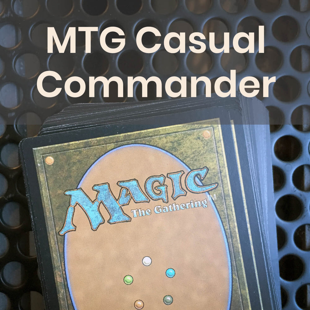 MTG Casual Commander | Sundays @ 1p