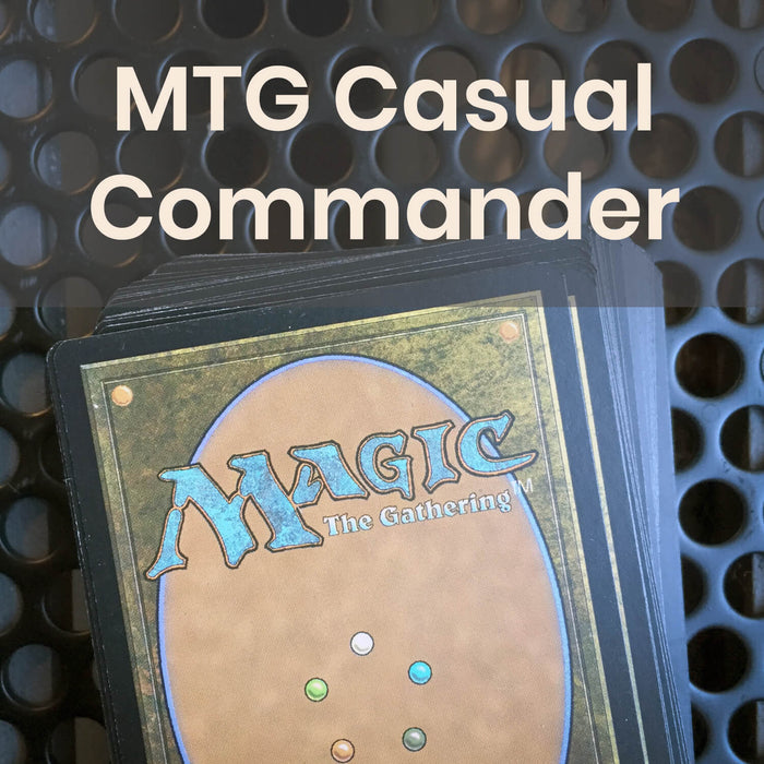MTG Casual Commander | Sundays @ 12:30p
