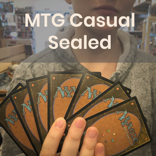 MTG Casual Sealed - Wednesdays @ 7p