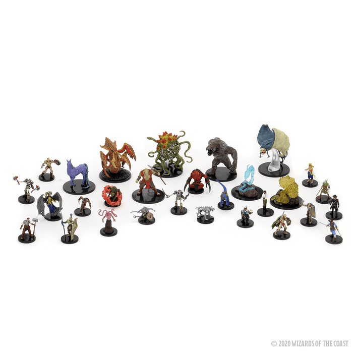 Mini - D&D Icons of the Realms Booster : Eberron Rising from the Last War