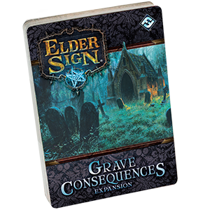 Elder Sign Booster : Grave Consequences