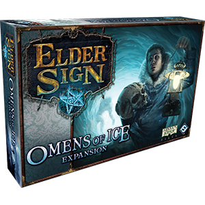 Elder Sign Expansion : Omens of Ice