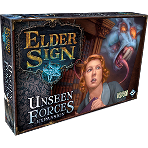 Elder Sign Expansion : Unseen Forces
