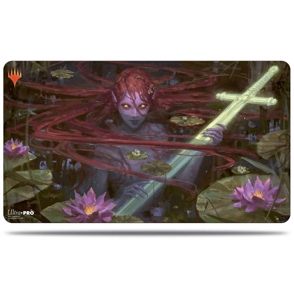 Playmat Throne of Eldraine : Emry