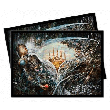 Sleeves Ultra Pro (100ct) Throne of Eldraine : Enchantment