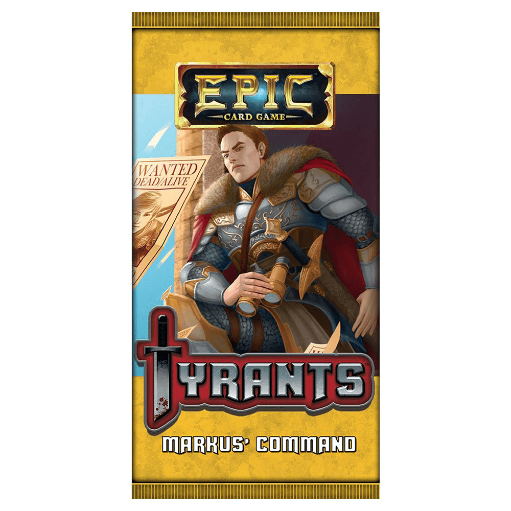 Epic Booster : Tyrants Markus' Command