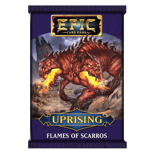 Epic Booster : Uprising Flames of Scarros