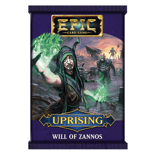 Epic Booster : Uprising Will of Zannos