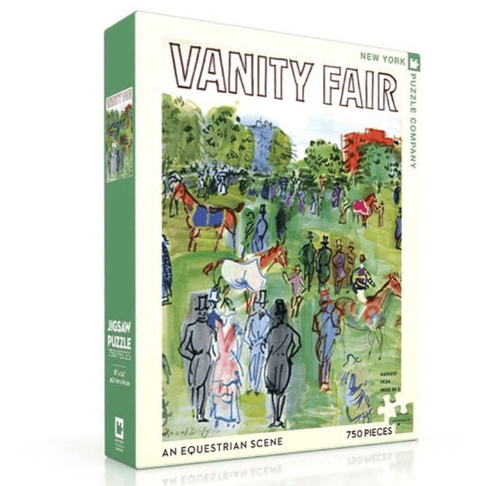 Puzzle (750pc) Vanity Fair : Equestrian Exhibition