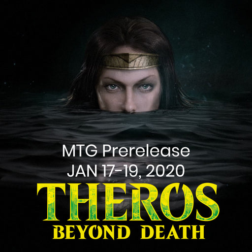 MTG Prerelease Sealed | Theros Beyond Death - FRI 1/17-SUN 1/19